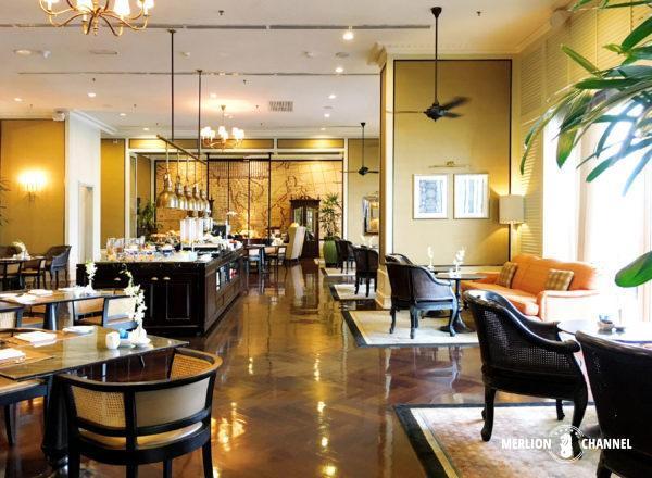 イースタン・アンド・オリエンタルホテルの「Planters Lounge」