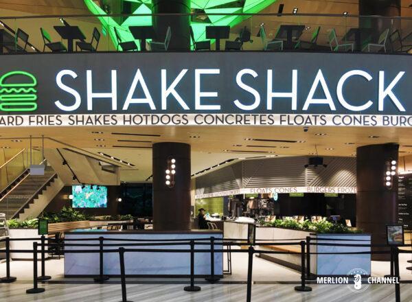 「シェイク・シャック(Shake Shack)」Jewel店