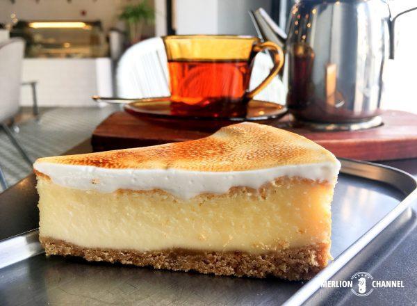 Sinpopoマシュマロチーズケーキ