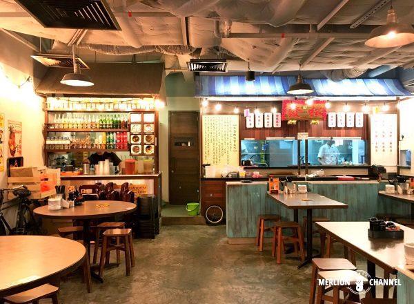 シンガポールの有名店「松發肉骨茶(ソンファバクテー)」のオーチャード店