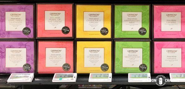 シンガポール発祥の紅茶ブランド「グリフォン」