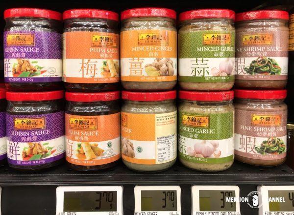 李錦記の調味料ソース