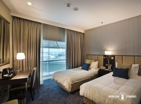 アンバサダー・トランジットホテル ・ターミナル3の部屋