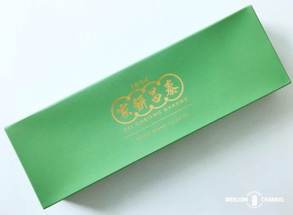 TaiCheongBakeryの箱
