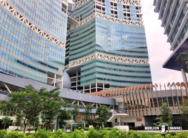 シンガポール版「学研都市」One North