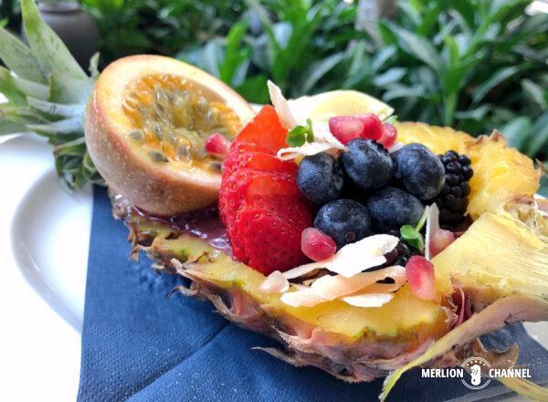「ワイルドハニー(Wild Honey)」アマゾンの(Amazon)朝食
