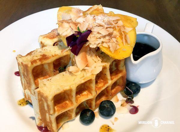 ワイルドハニーのベルギー風(Belgian)朝食