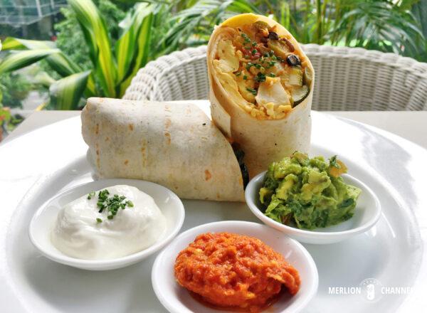 「ワイルドハニー(Wild Honey)」メキシコの(Mexican)朝食