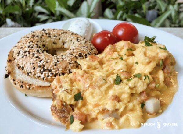 「ワイルドハニー(Wild Honey)」NYの(I love NY)朝食