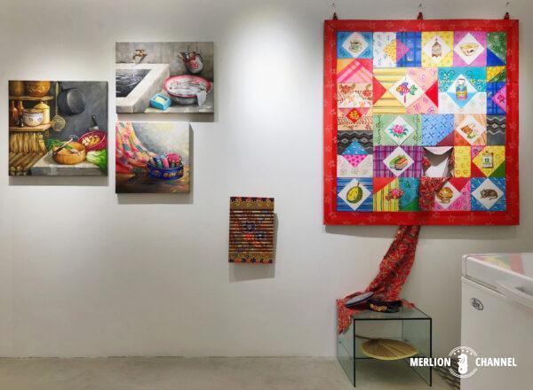 Yip Yew Chongの初個展「Something Somewhere Somewhen」