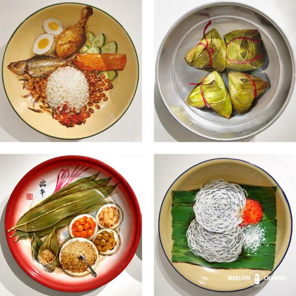 Yip Yew Chongの初個展「Something Somewhere Somewhen」の作品