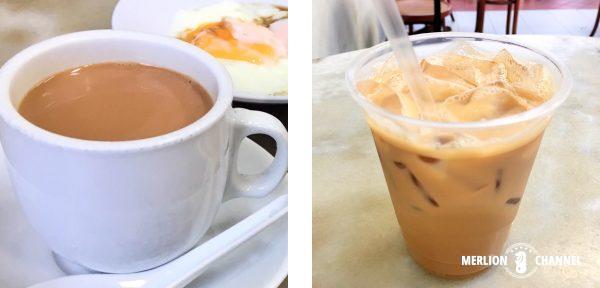 喜園咖啡店のコピ・テ