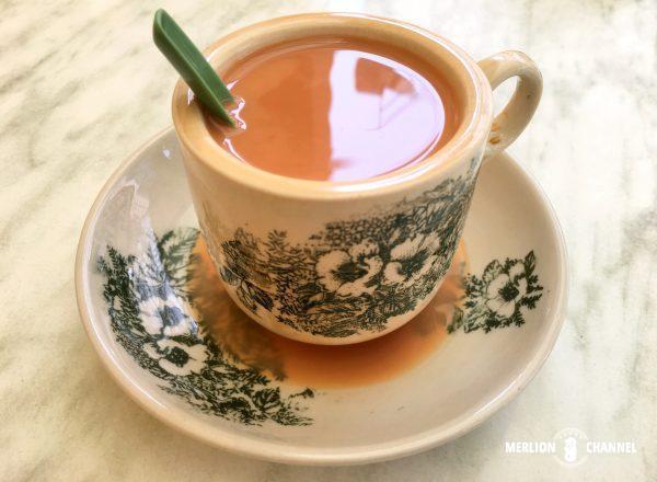 ヤクンのテ(紅茶)