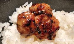 「焼肉・矢澤」の焼肉オン・ザ・ライス