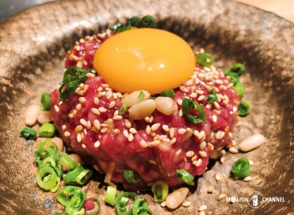 「焼肉・矢澤」で食べられる幻のユッケ