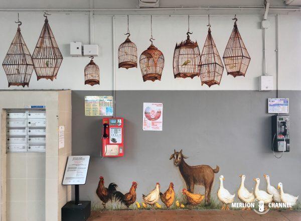 YipYewChongバードクラブ(Kebun Baru Market)