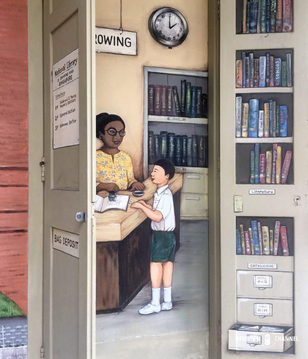 YipYewChong図書館
