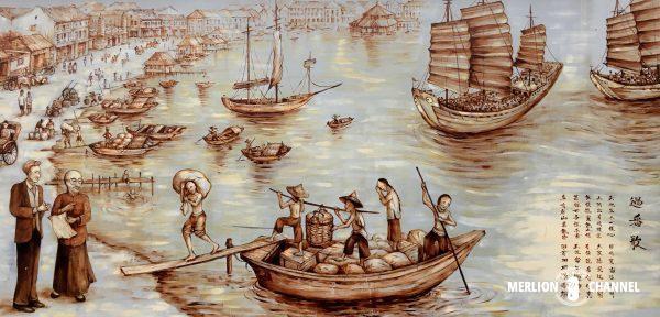 YipYewChong福建からの移民